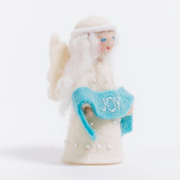 Craftspring Season's Blessing Joy Angel Ornament