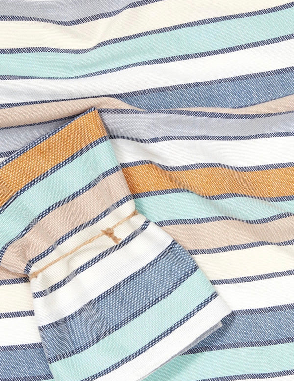 Minna Lago Stripe Napkins