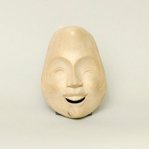 Carved Face Mask