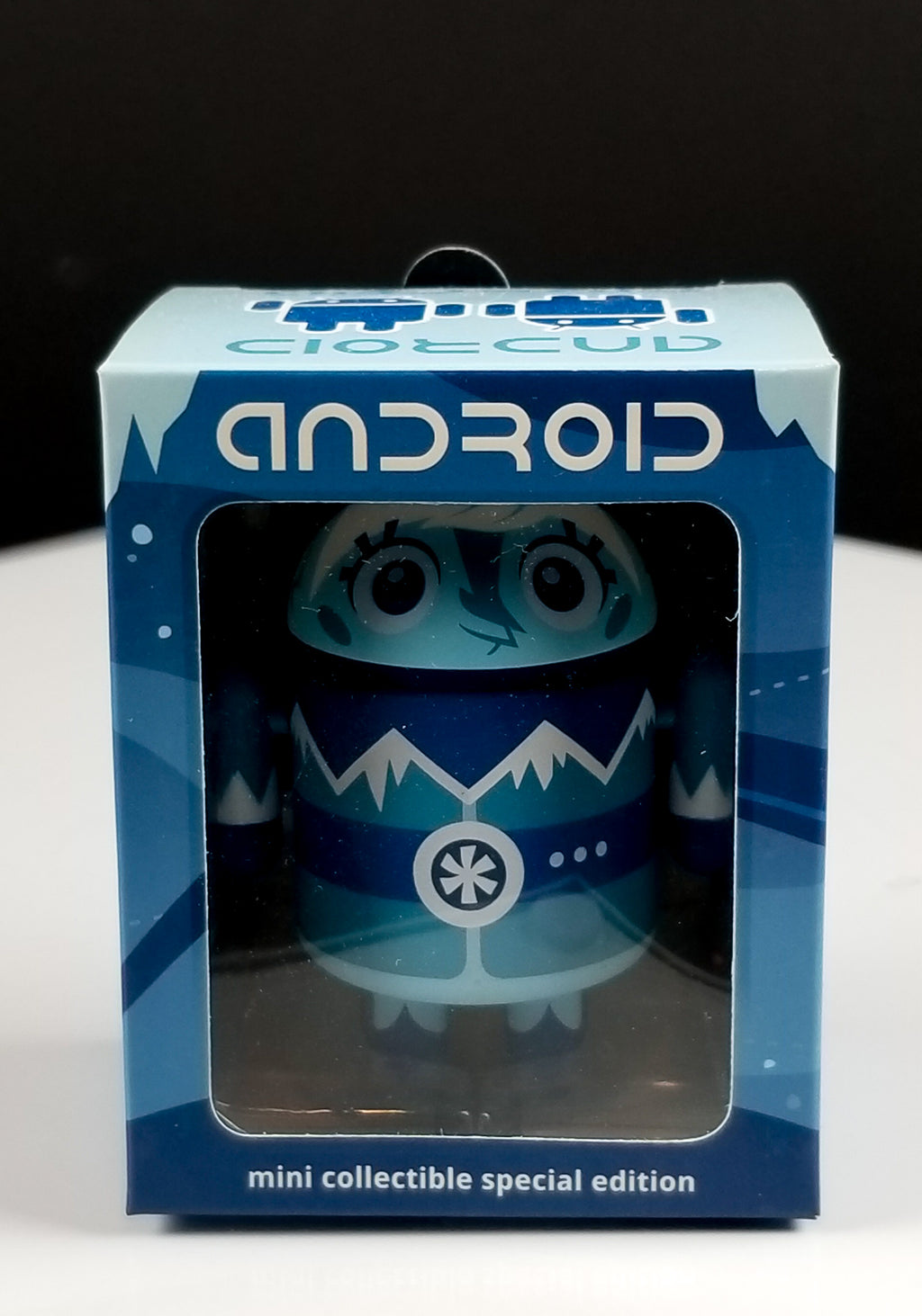 """Frankie Frost"" Android by Scott Tolleson"