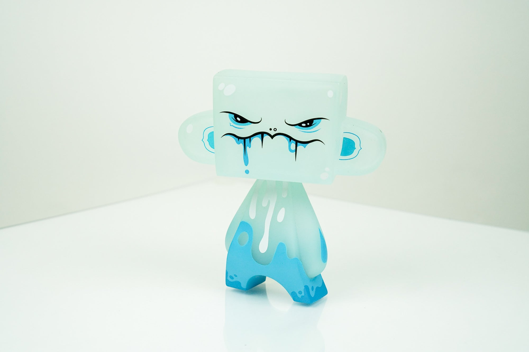"""Frozen Empire Exclusive Mad*L"" by Andrew Bell x MAD"