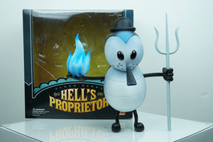 """Hell's Proprietor (Blue)"" by Glenn Barr x Dark Horse Deluxe"
