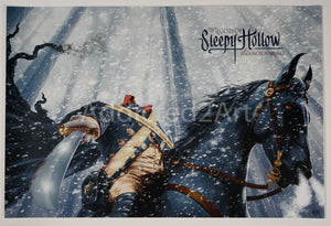 """The Legend of Sleepy Hollow"" by Mike Saputo"