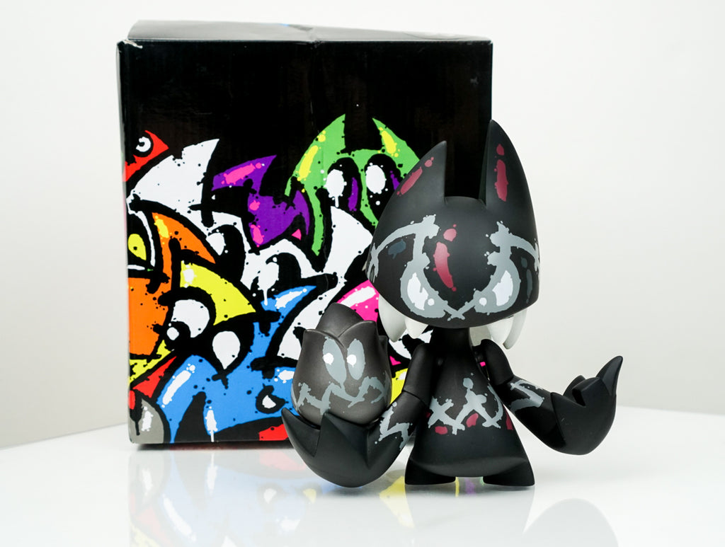 """Lucius - Artoyz Edition (Signed)"" by MIST x Artoyz"