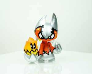 """Lucius - MIST Edition (Signed)"" by MIST x Artoyz"