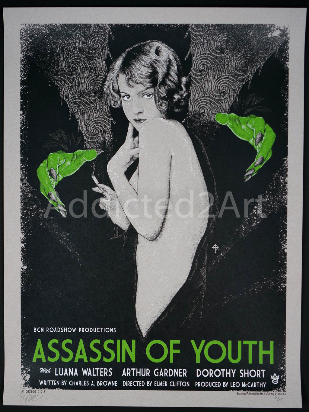 """Assassin of Youth (Gallery Edition)"" by Timothy Pittides"