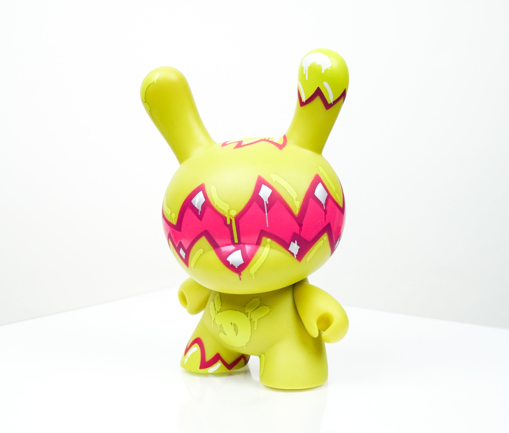 """8in Dunny - Green"" by MIST x Kidrobot"