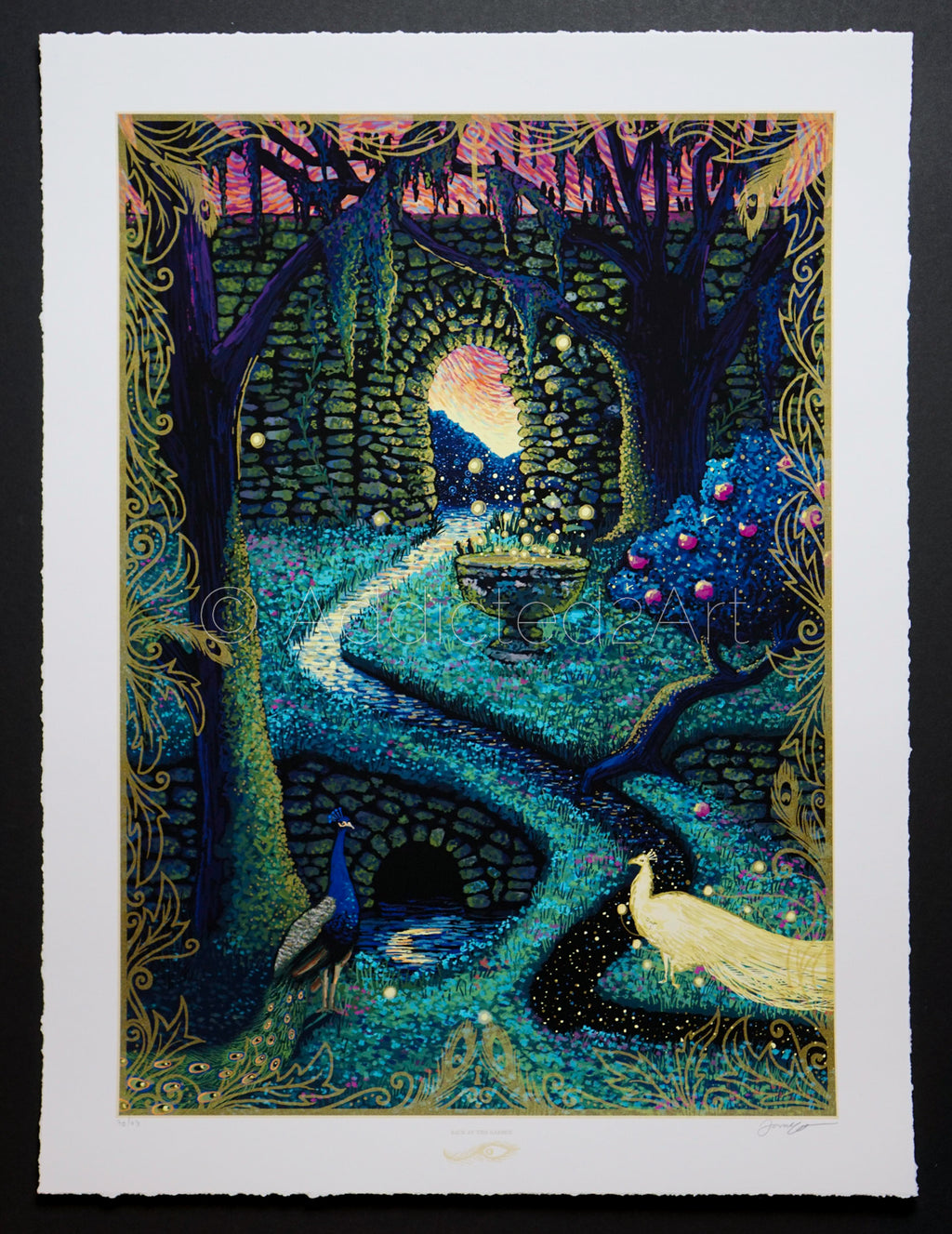 Back in the Garden (Regular Edition) by James R Eads