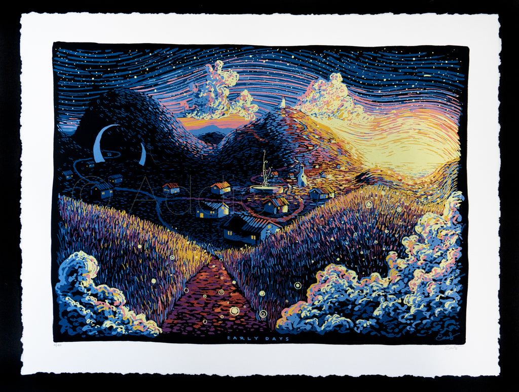 """Early Days"" by James R Eads"