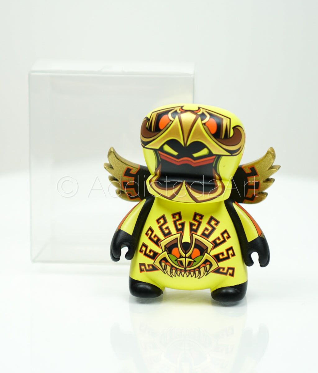 "3"" Bic Buddy (Series 1) from SDCC 2009 by Jesse Hernandez x BIC Plastics"