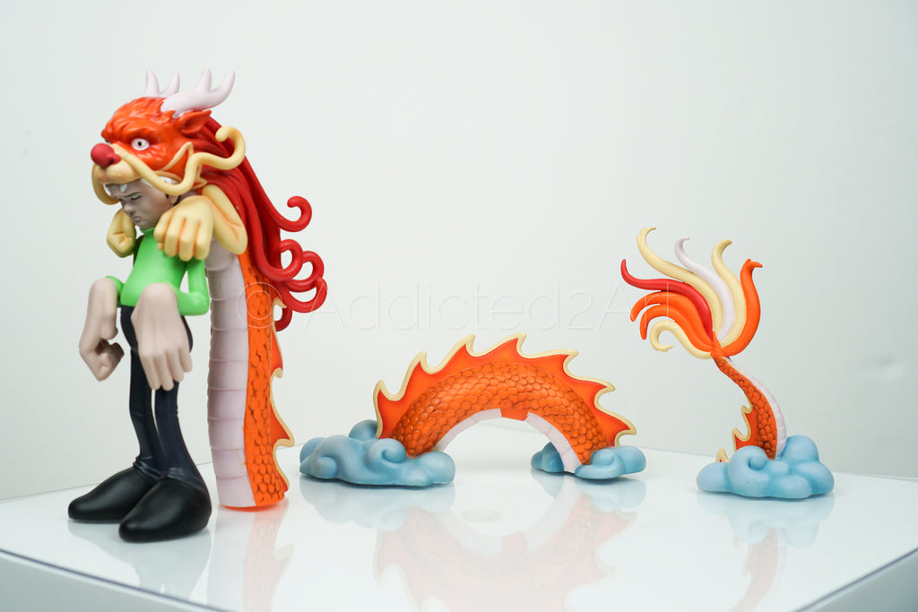 Sam Flores | Kid Dragon (OG/Orange) | 2009