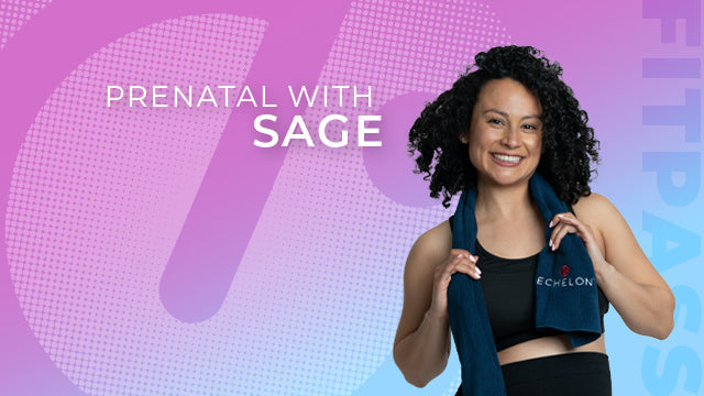 Class Card of Echelon Prenatal Classes with Sage