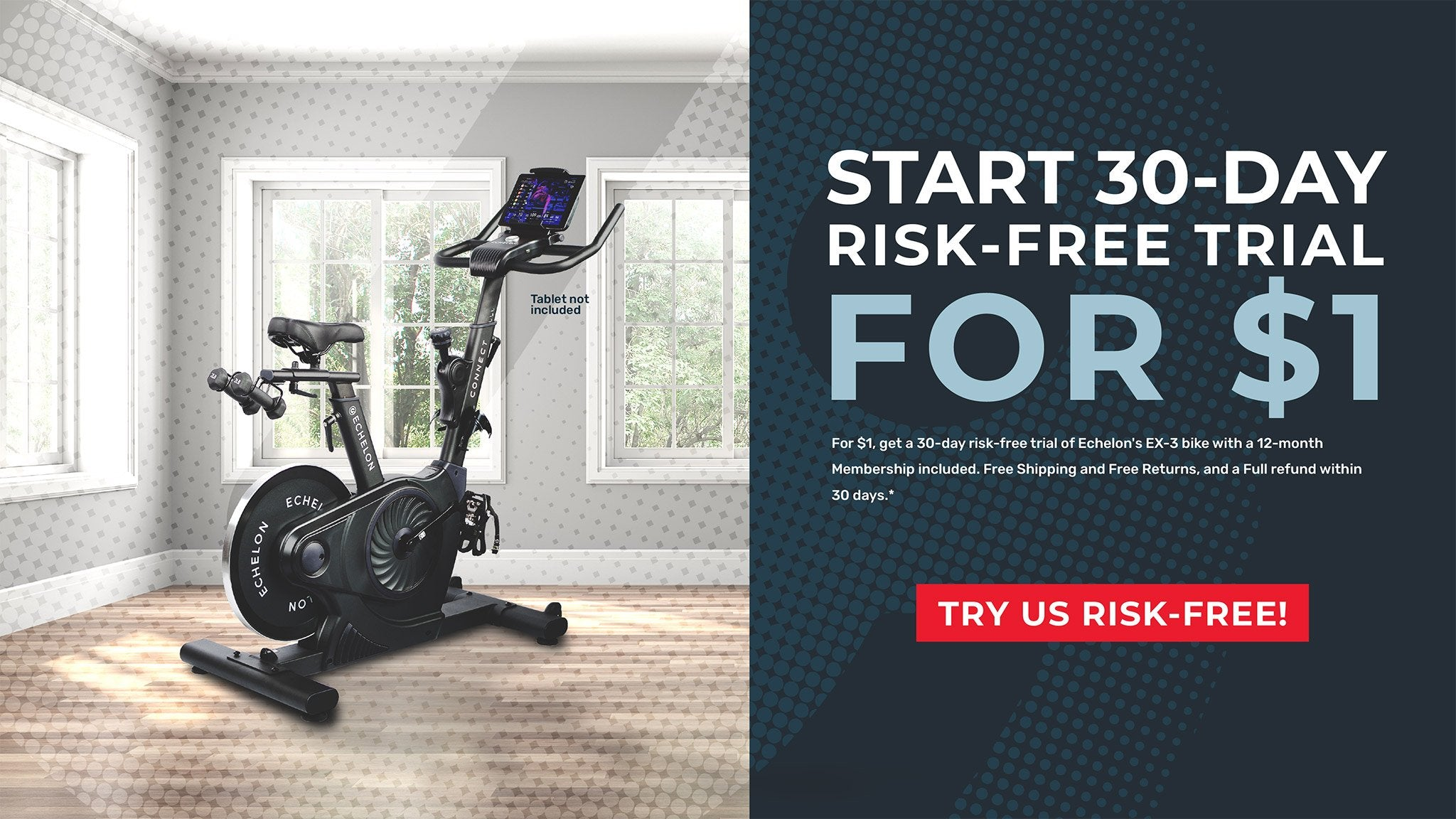 Risk Free Trial Offer, Get it for 1 Dollar Today