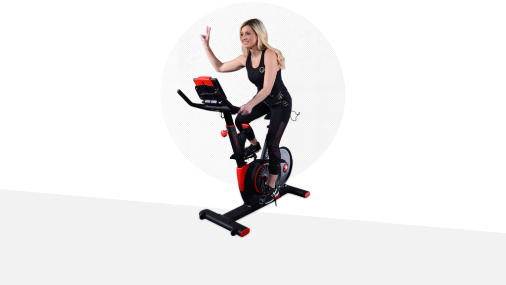 At Home Indoor Exercise Bike with On Demand & Live Classes | Echelon