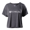 Echelon Women's Relaxed-Fit Cropped Tee