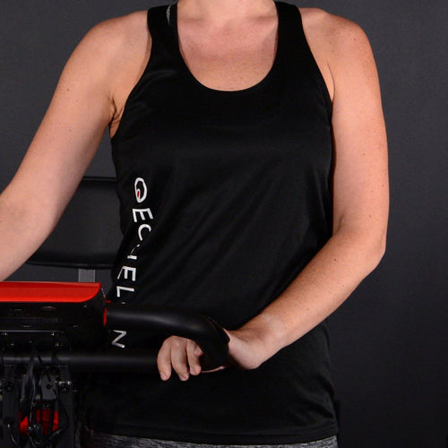 Echelon - Black Sports Tank Top