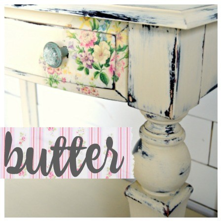 Butter Milk Paint