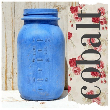 Cobalt Milk Paint