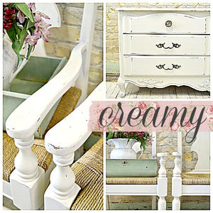 Creamy Milk Paint