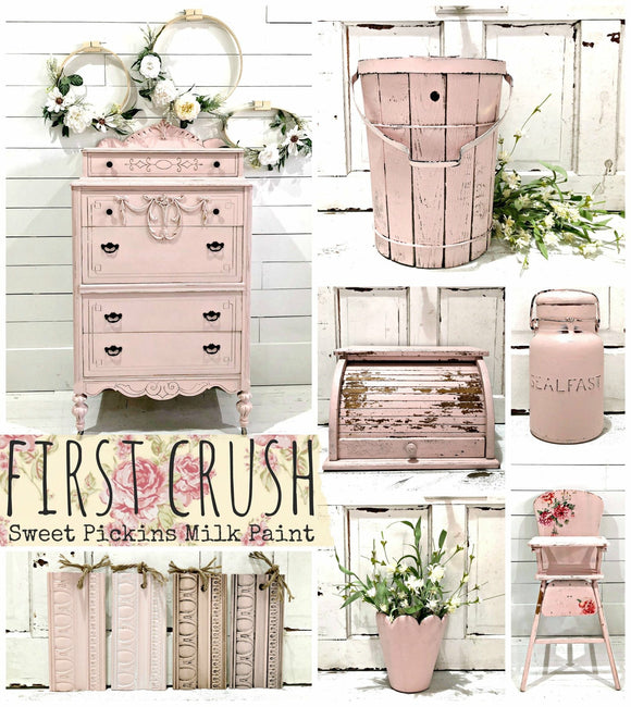 First Crush Milk Paint