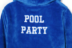Pool Party Kids Plush Bathobe - Cocus Pocus