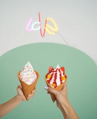 Love in Color LED Neon Wall Sign - Cocus Pocus