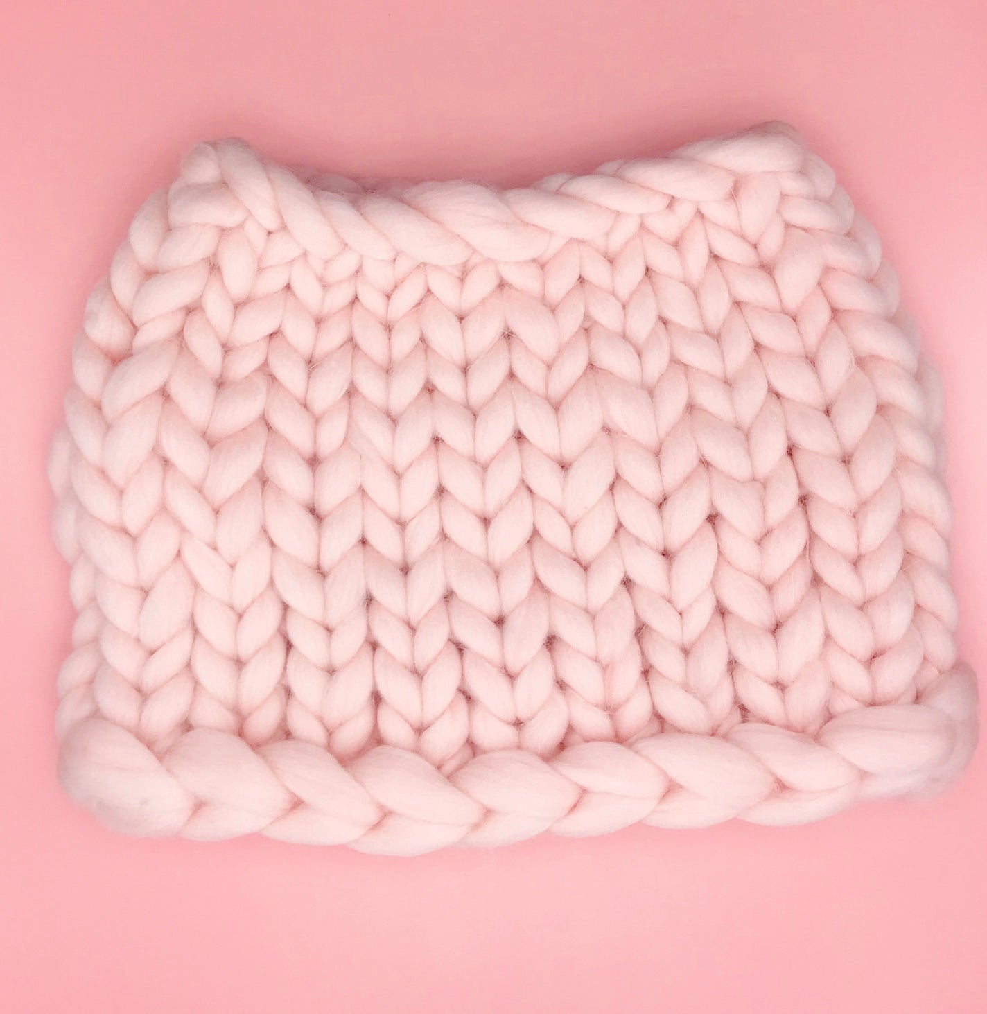 Chunky Knit Snood - Cocus Pocus
