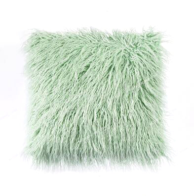 Faux Fur Pillow Cover - Cocus Pocus