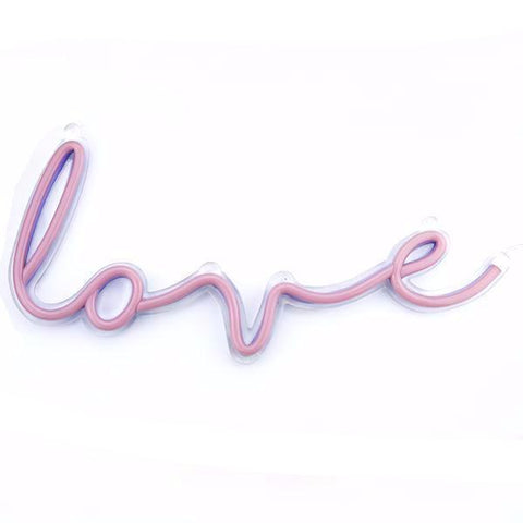 LOVE Led Neon Sign - Cocus Pocus