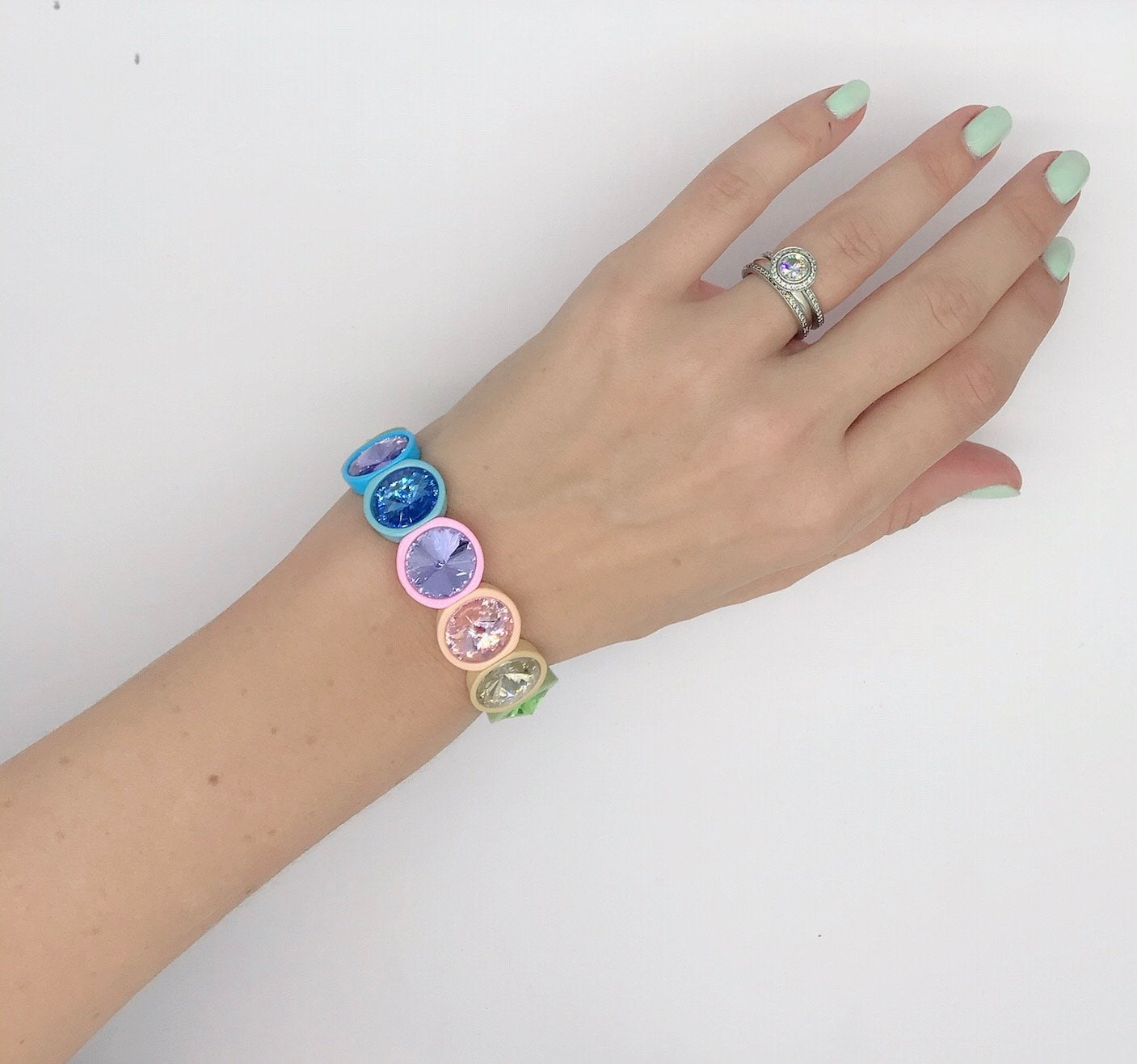 MegaStone Bracelet Multicolored