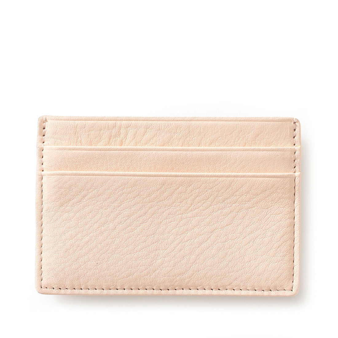 Leather RFID Blocker Business Card Holder