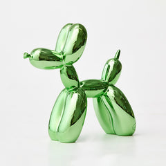 Woof Woof!  Resin Balloon Dog - Cocus Pocus