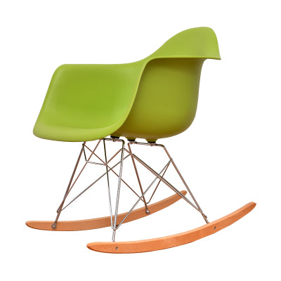 Modern Minimal Rocking Chair - Cocus Pocus