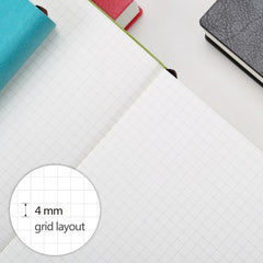 Grid Paper Notebook (154 sheets) - Cocus Pocus