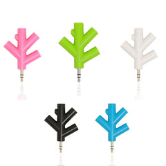 Kids Headphone Splitter (1 to 4) - Cocus Pocus