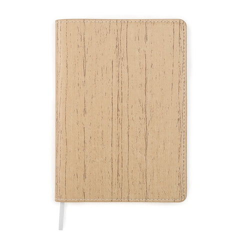 Wood Grain Notebook (80 sheets) - Cocus Pocus