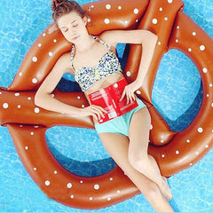 Pretzel Swim Float - Cocus Pocus