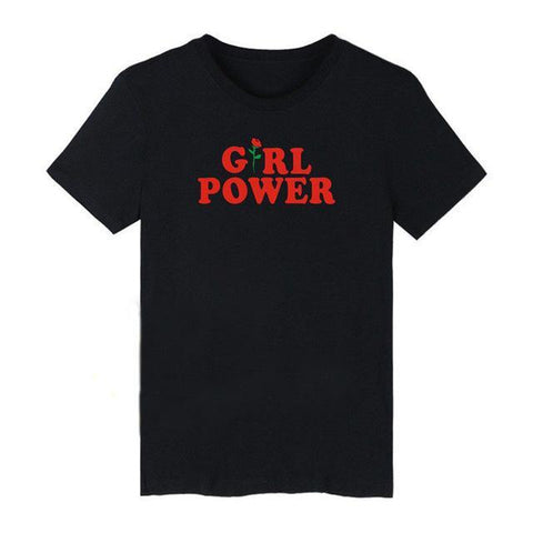 Girl Power T Shirt - Cocus Pocus