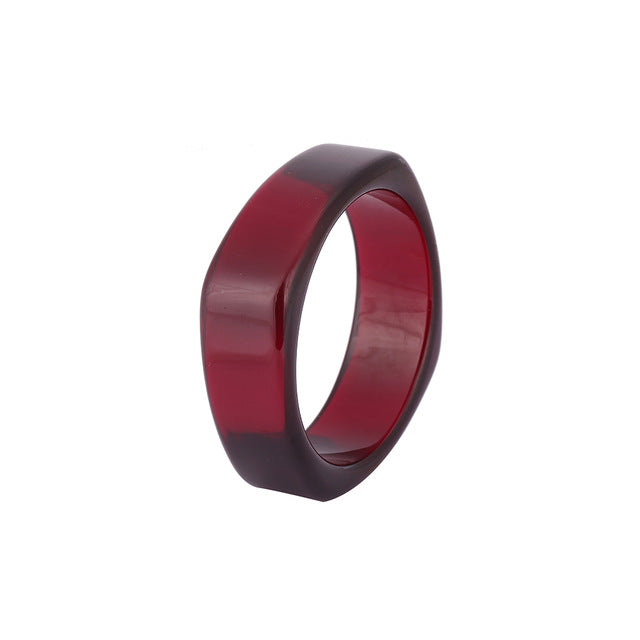 Resin Bangle - Cocus Pocus
