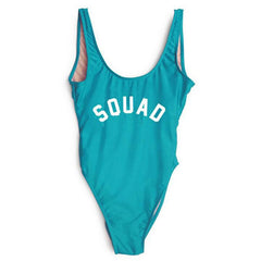 SQUAD One Piece Swimsuit - Cocus Pocus