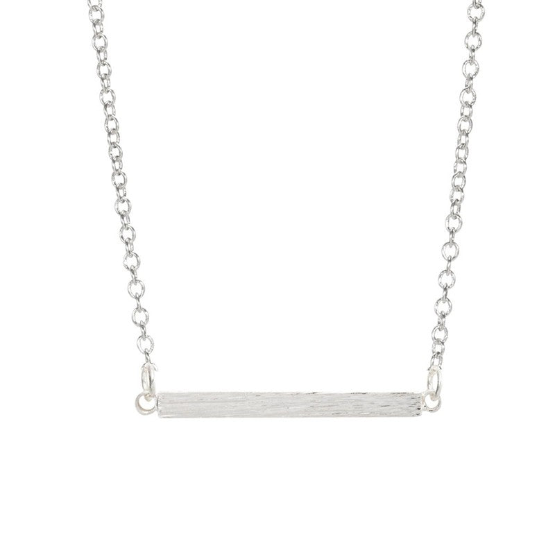 Square Bar Necklace - Cocus Pocus