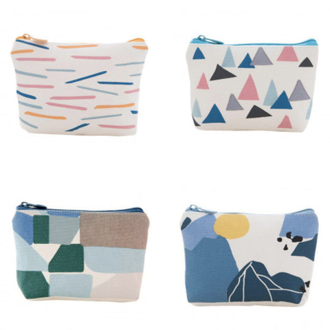 Coin Purse with Zipper - Cocus Pocus