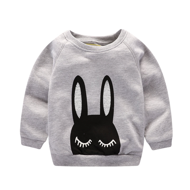 Kids Rabbit Sweatshirt - Cocus Pocus