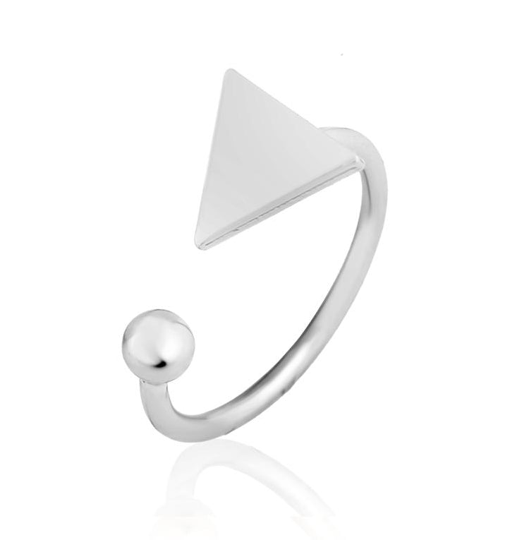 Adjustable Triangle Ring - Cocus Pocus