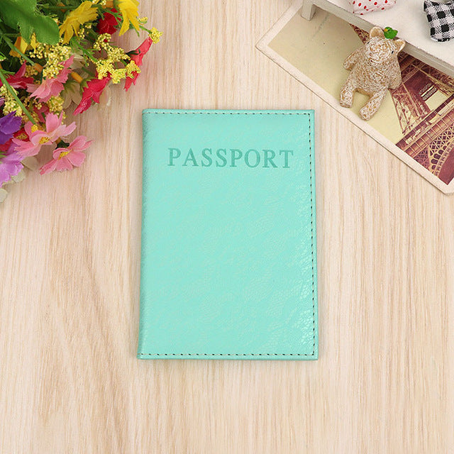 Lace Pattern Passport Cover - Cocus Pocus