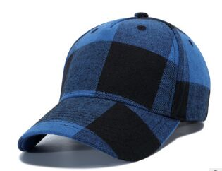 Buffalo Check Baseball Cap