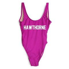 HAWTHORNE One Piece Swimsuit - Cocus Pocus