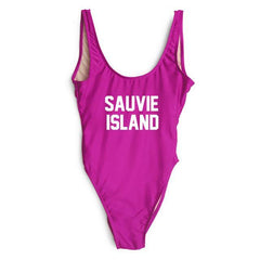SAUVIE ISLAND One Piece Swimsuit - Cocus Pocus