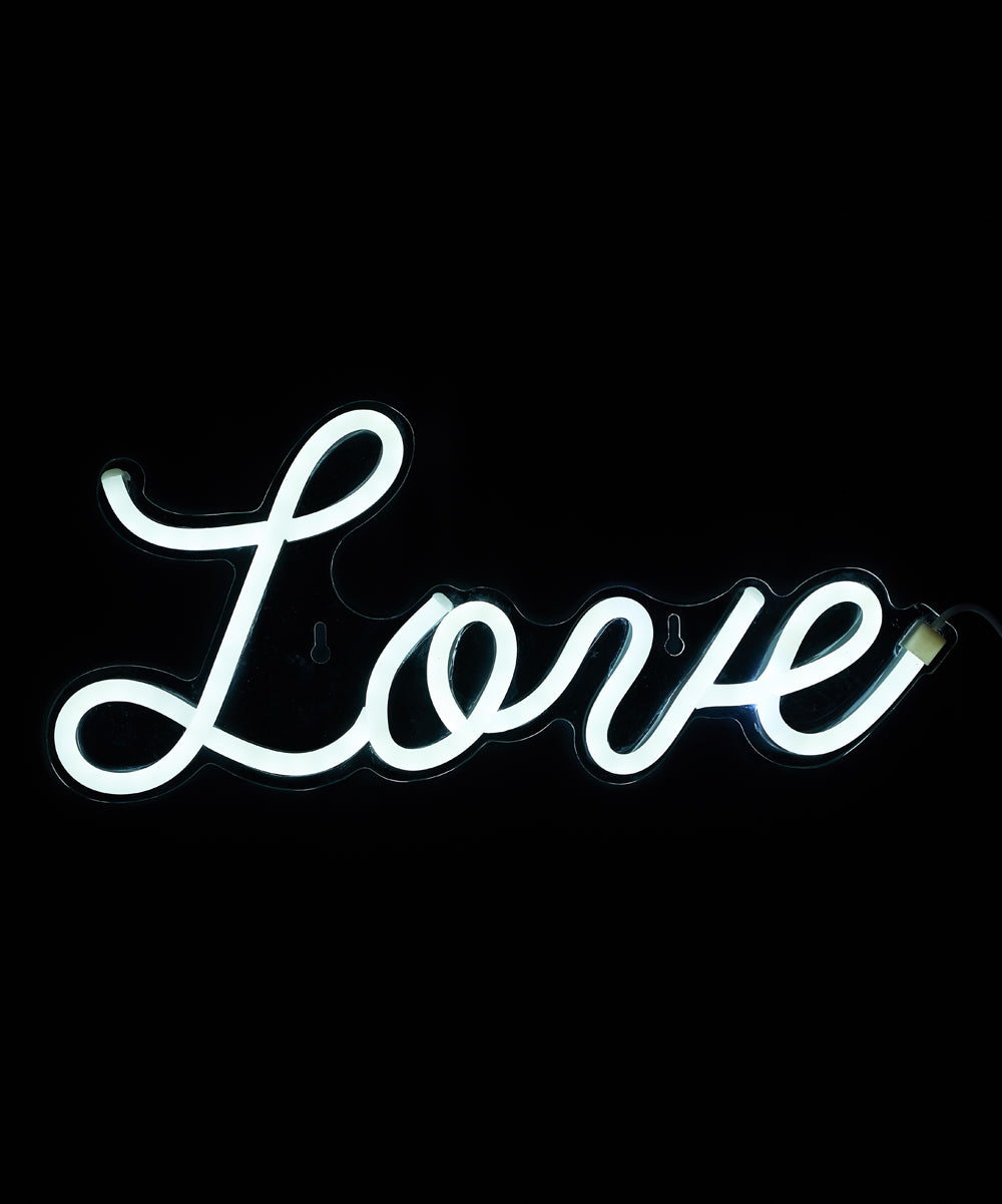 Love LED Neon Wall Sign - Cocus Pocus