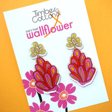 Bizarre Buds Statement Earrings